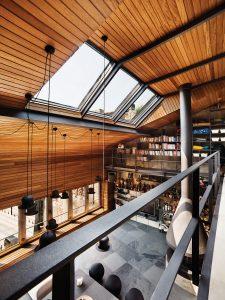 Penthouse Loft with Skylights