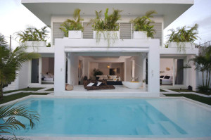 Contemporary Tropical Home in Indonesia