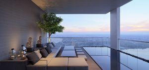 Modern Luxury Penthouse with City View