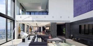 Elegant Luxury Modern Penthouse