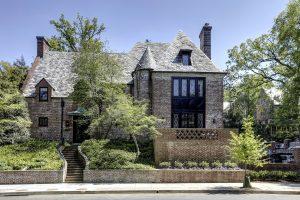 Washington D.C. Embassy Neighborhood Luxury Home