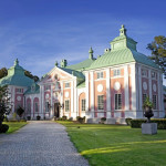 Stunning Baroque Castle Mansion In Sweden