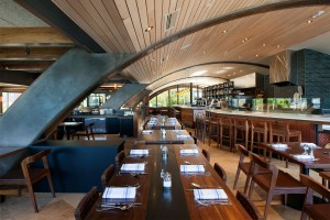 Barrel House Tavern Restaurant Interior Design