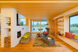 Modern Alpine Chic Home Interior Decor