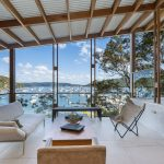 Unique Split Level Waterfront Home with Stunning View of the Bay