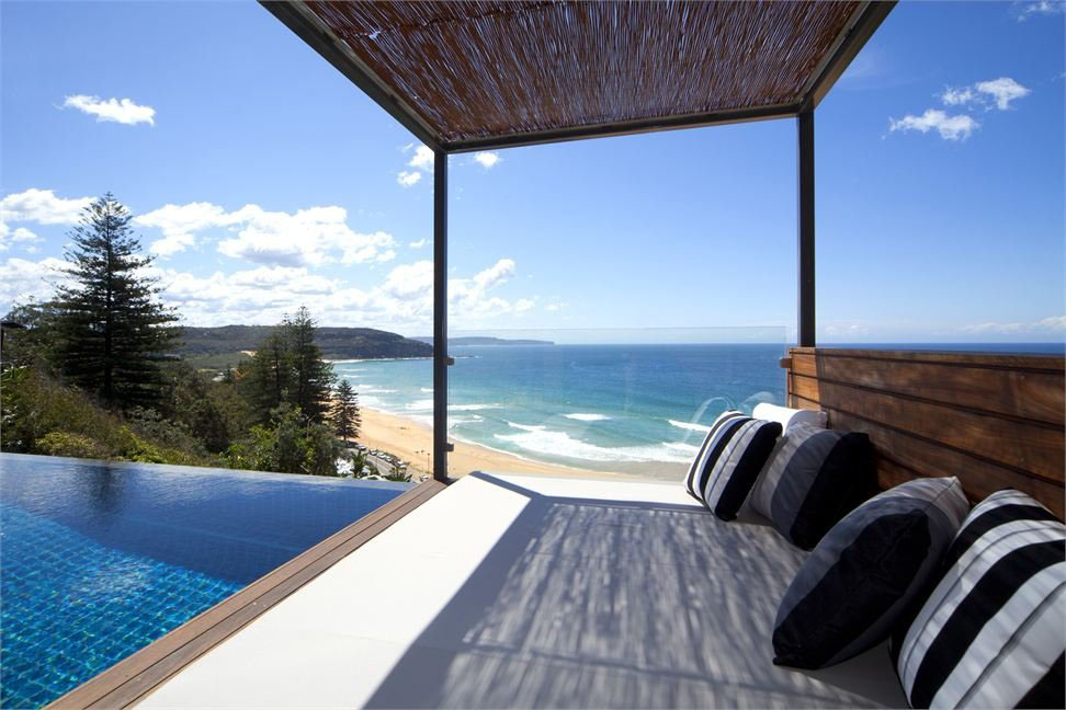 Exquisite Modern Beach House In Australia Idesignarch