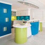 Vibrant Kitchen Design