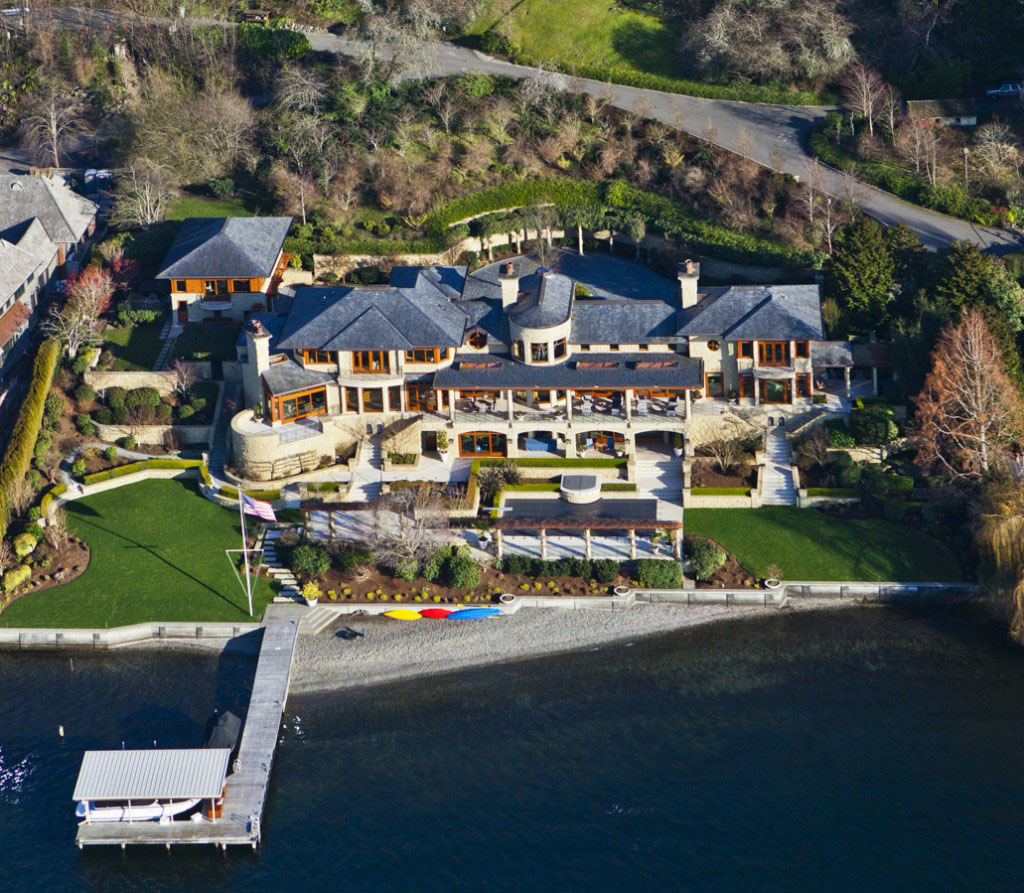 Bellevue Lake Washington Luxury Home