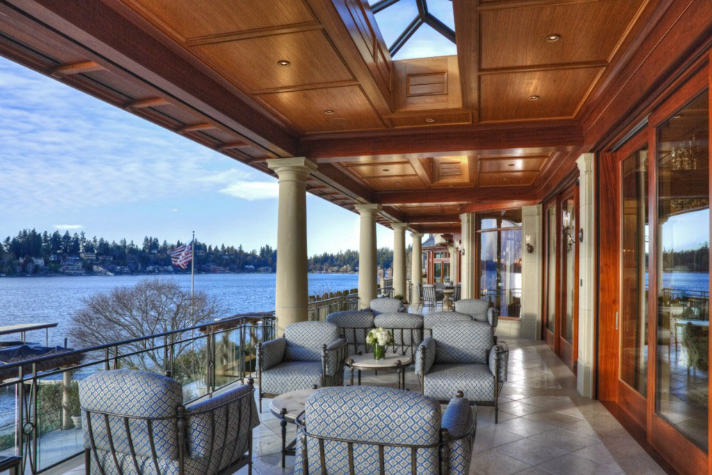 Veranda by the Lake
