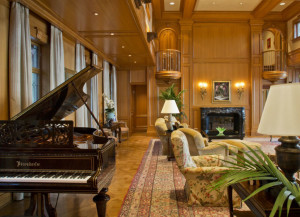 Luxury Home with Juliet Balcony