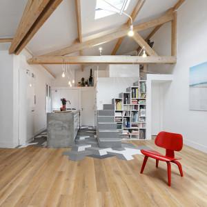 Charming Modern Loft in Paris France