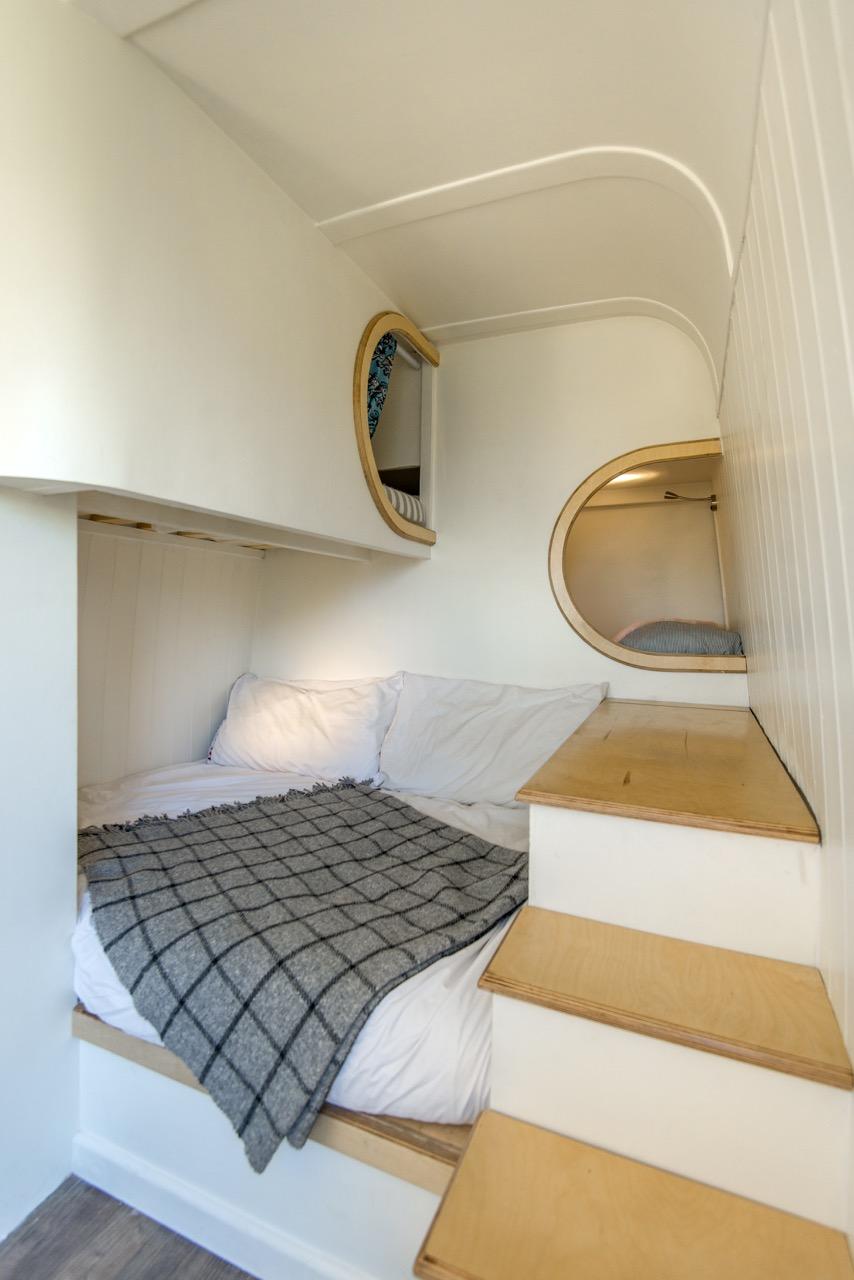 Custom Luxury Van Conversion Mobile Home