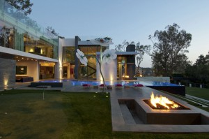 Modern House with Solar Powered System