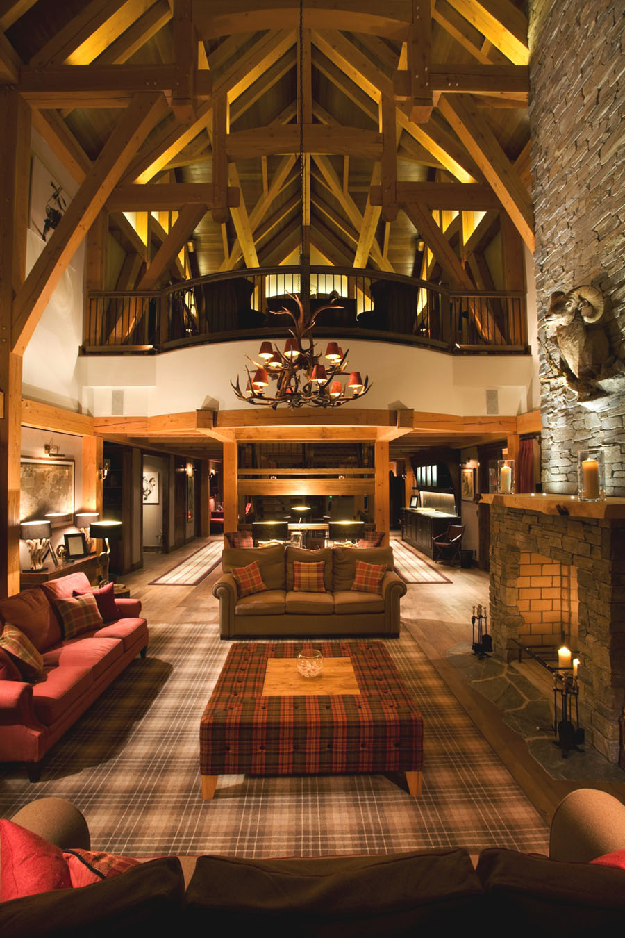 Bighorn Lodge Revelstoke Mountain Resort & Bighorn Lodge Revelstoke Mountain Resort | iDesignArch | Interior ...