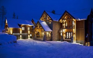 Heli Ski Lodge
