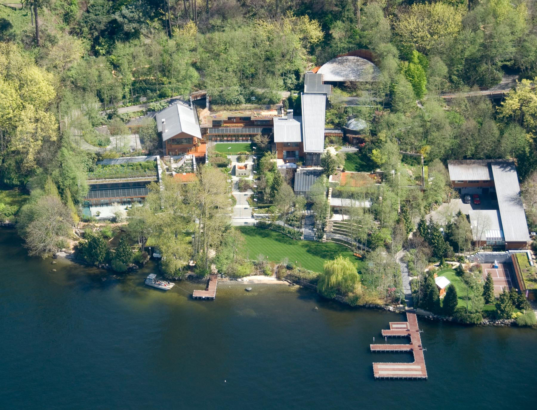Bill Gates Estate