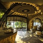 Bisate Lodge's Thatched Forest Villas Celebrates the Organic Culture of Rwanda