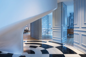 Modern Classic French Inspired Interior Decor