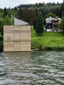 Seeboden Boat House