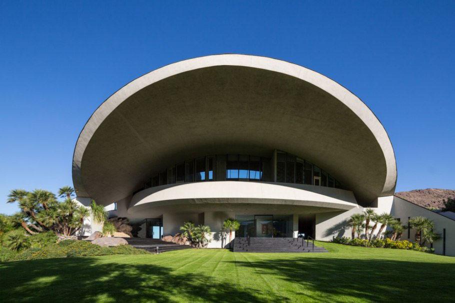 John Lautner Modernist Design