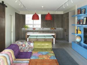 Ma Jong Modular Sofas Living Room