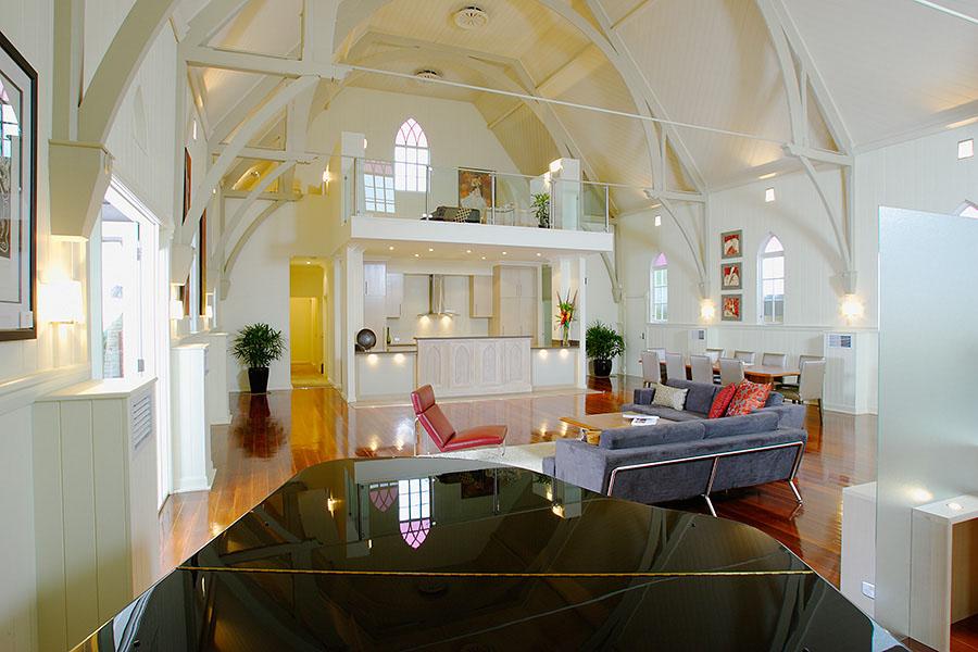 Bonney Avenue Church House In Brisbane Idesignarch