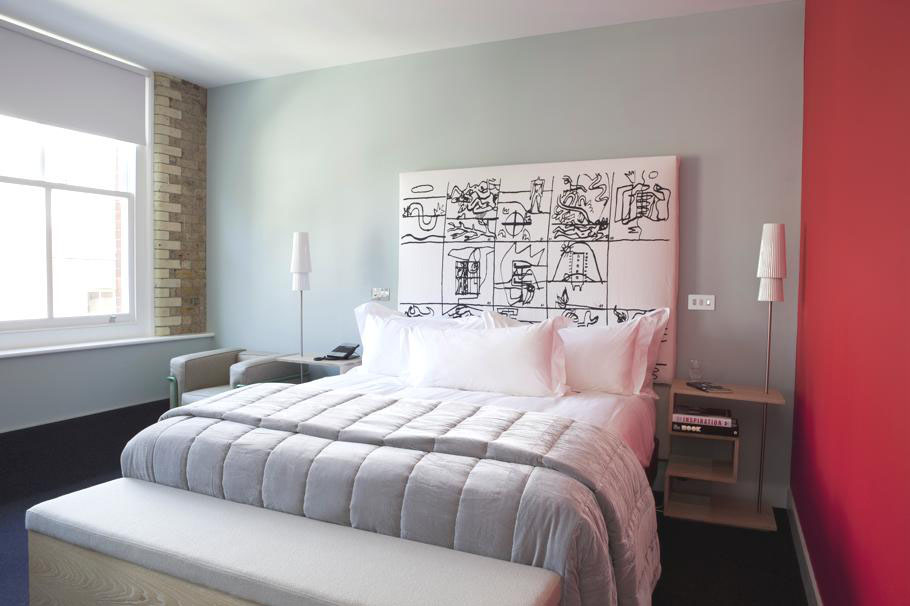 Boundary Hotel London Converted Victorian Warehouse With
