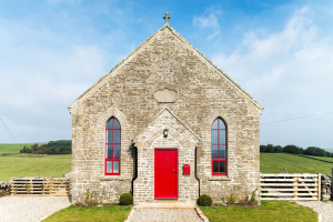 Church Conversion Country Cottage
