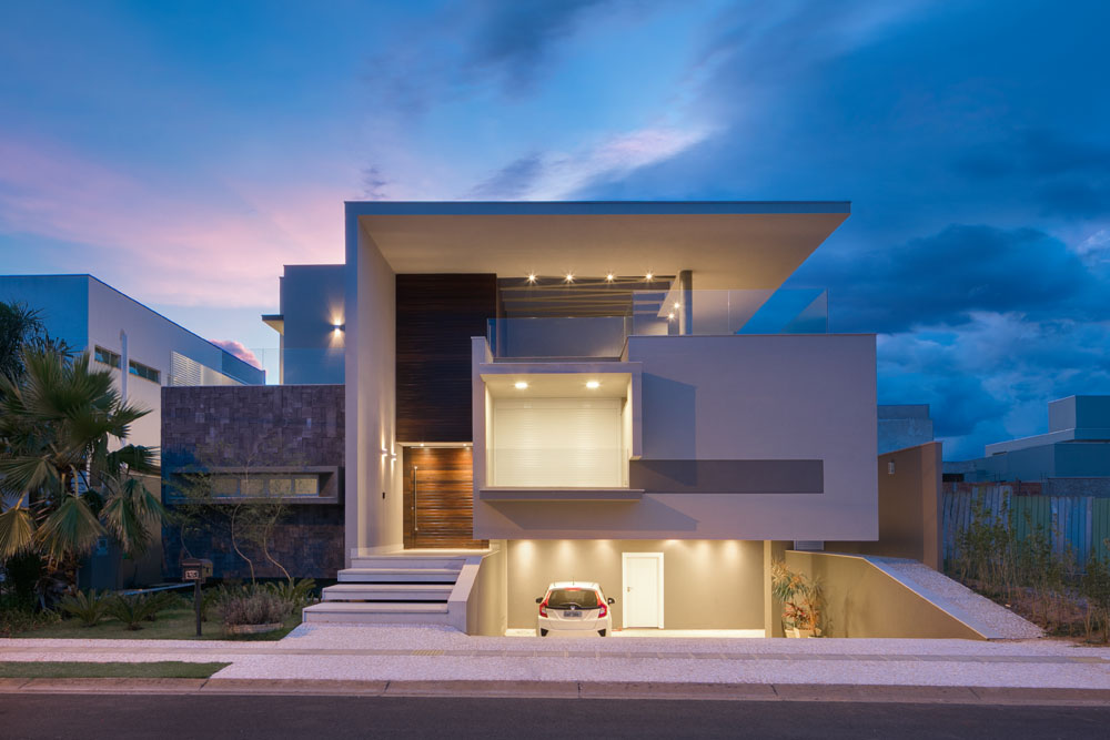 Modern Luxury Residential Project in Brazil | iDesignArch ...