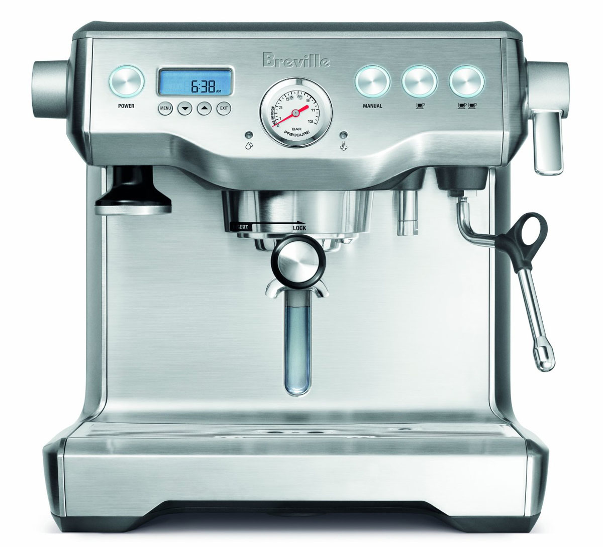 Breville Stainless Steel Espresso Machine