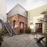 160 Square Foot Micro Apartment In A Tiny Brick House