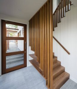 Timber Batten Staircase