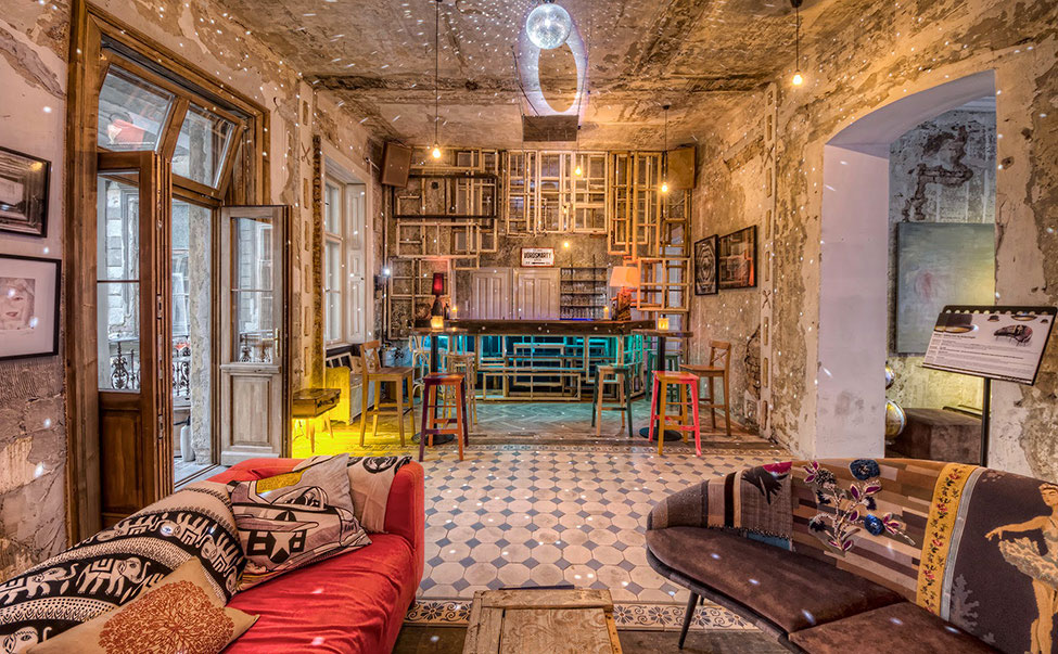 Brody House Quirky Boutique Hotel Budapest Idesignarch Interior Design Architecture