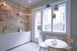 Modern Chic Studio Apartment