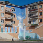 Murals On Buildings From Around The World