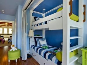 Nautical Themed Bunk Beds