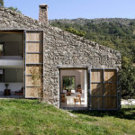 Environmentally Friendly Country House