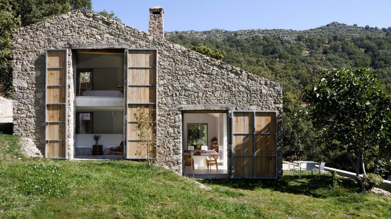 Environmentally Friendly Country House Idesignarch