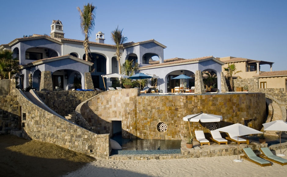 Cabo San Lucas Luxury Beach Home