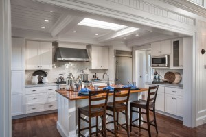 New England Style Country Kitchen