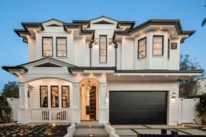 Picturesque Cape Cod Style New Built Luxury Home - Beverly Grove, Los Angeles, California