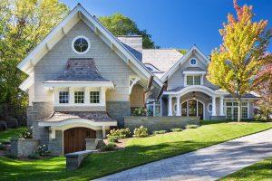 Contemporary Coastal Style Luxury Cottage