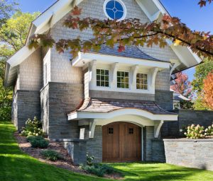 Classic Shingle Style Architecture