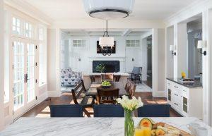 Contemporary Coastal Style Interior Decor
