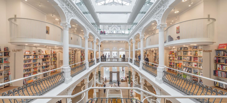 Carturesti Carusel A 19th Century Building Regained Life