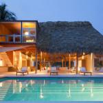 Beach Bungalow Casa Azul In San Salvador