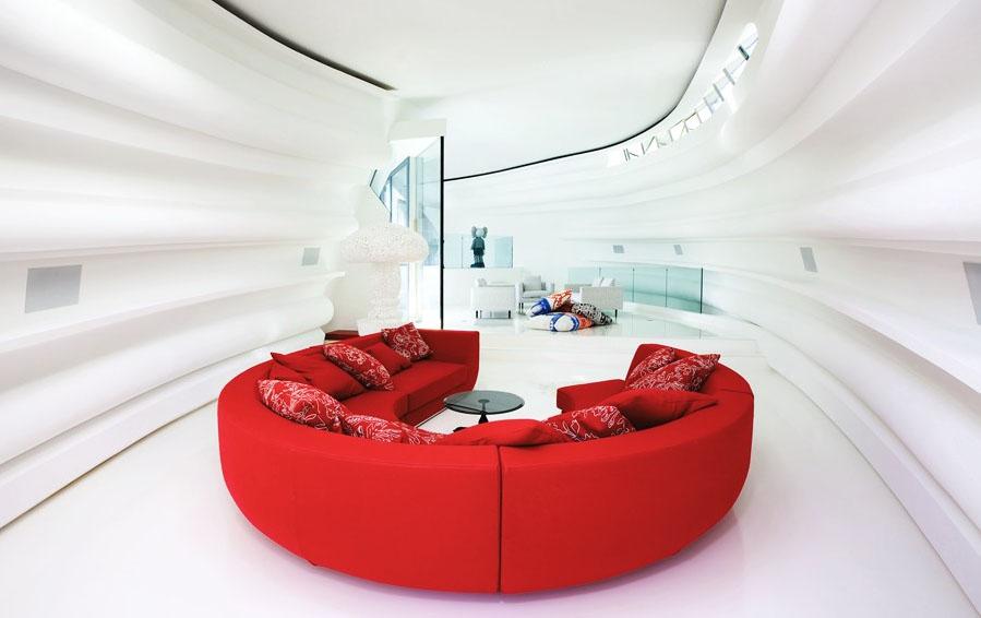Casa Son Vida Bold Contemporary Home Design Idesignarch