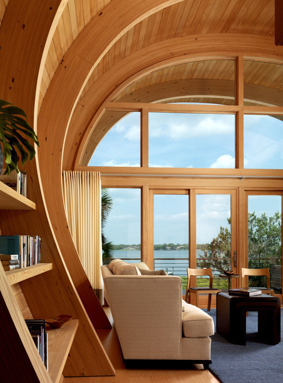 Room Construction Design: Casey Key Guest House In Florida