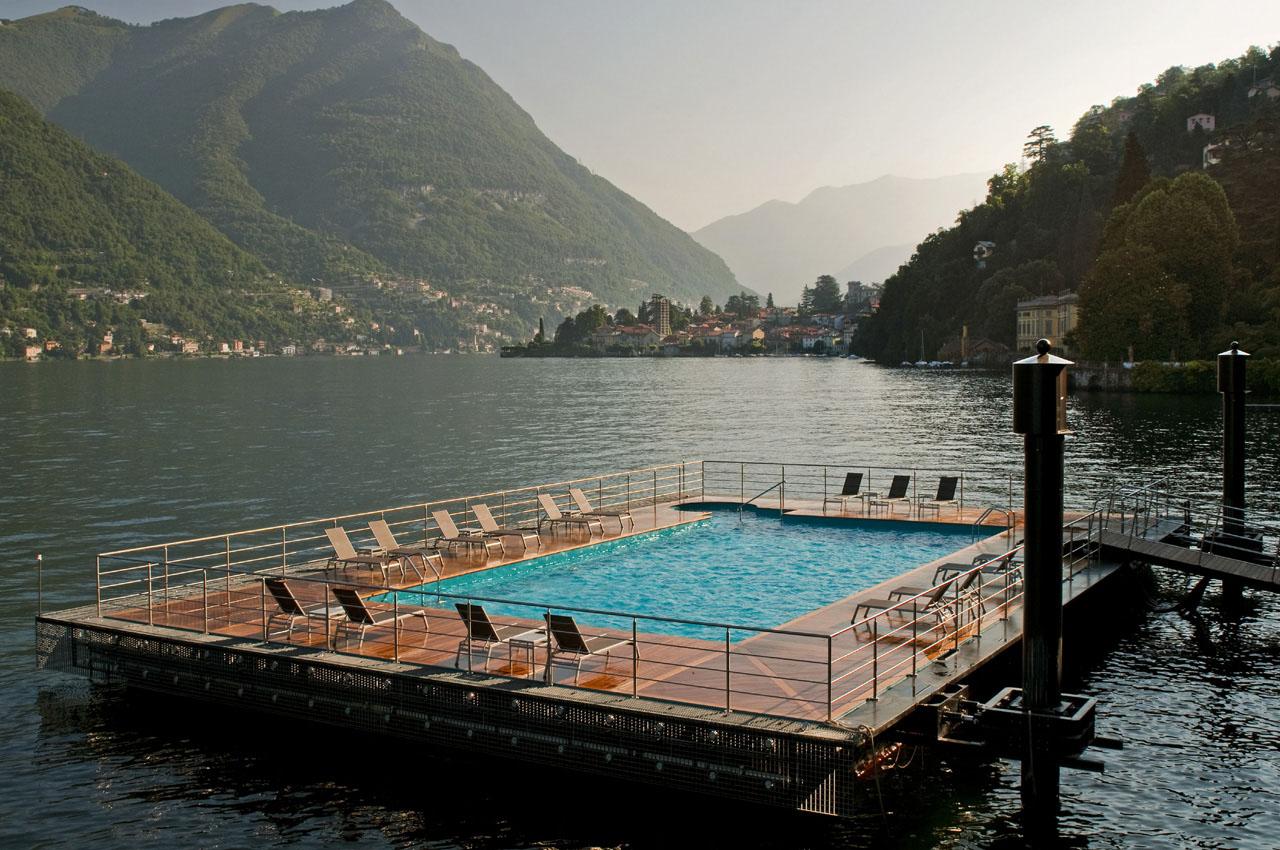 Castadiva Resort Secluded Luxury On Lake Como Idesignarch Interior Design