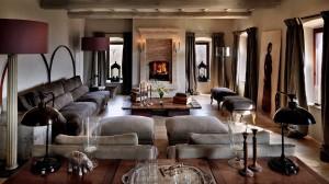 Umbrian Villa Interior Design